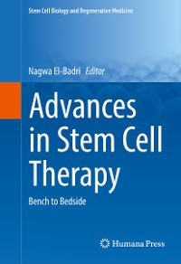 Cover Advances in Stem Cell Therapy