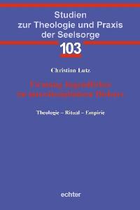 Cover Firmung Jugendlicher im interdisziplinären Diskurs