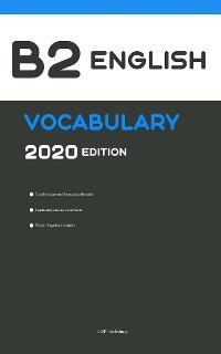 Cover English B2 Vocabulary 2020 Edition