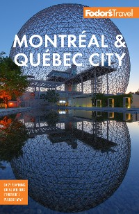 Cover Fodor's Montreal & Quebec City