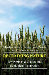 Cover Reclaiming Nature