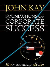 Cover Foundations of Corporate Success