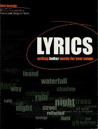 Cover How to Write Lyrics
