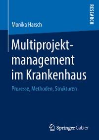 Cover Multiprojektmanagement im Krankenhaus
