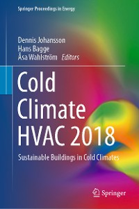 Cover Cold Climate HVAC 2018