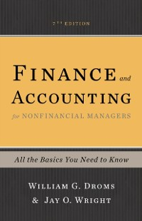 Cover Finance and Accounting for Nonfinancial Managers
