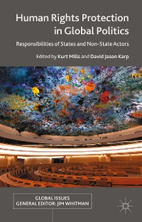 Cover Human Rights Protection in Global Politics