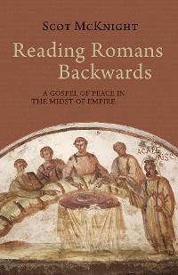 Cover Reading Romans Backwards