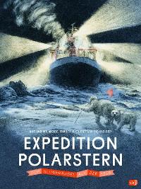 Cover Expedition Polarstern - Dem Klimawandel auf der Spur