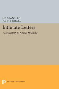Cover Intimate Letters