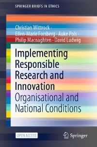 Cover Implementing Responsible Research and Innovation
