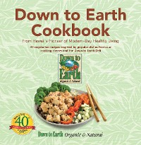 Cover Down to Earth Cookbook