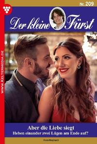 Cover Der kleine Fürst 209 – Adelsroman
