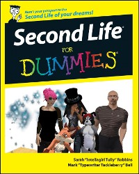 Cover Second Life For Dummies