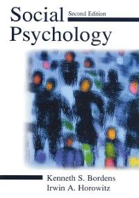Cover Social Psychology