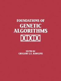 Cover Foundations of Genetic Algorithms 1991 (FOGA 1)
