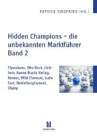 Cover Hidden Champions - die unbekannten Marktführer - Band 2