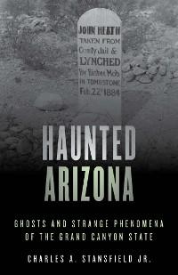 Cover Haunted Arizona