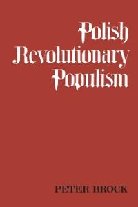 Cover Polish Revolutionary Populism