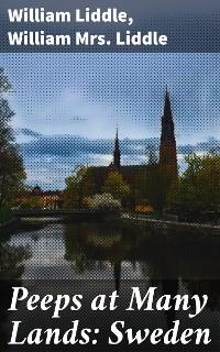 Cover Peeps at Many Lands: Sweden