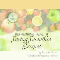 Cover Spring Smoothie Recipes