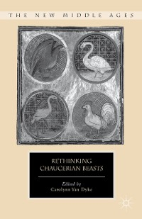 Cover Rethinking Chaucerian Beasts