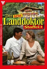 Cover Der neue Landdoktor Staffel 1 – Arztroman