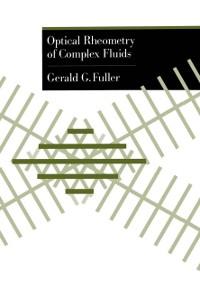 Cover Optical Rheometry of Complex Fluids