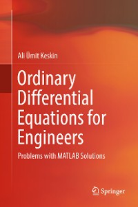Cover Ordinary Differential Equations for Engineers