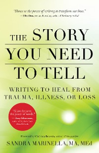 Cover The Story You Need to Tell