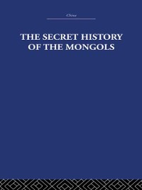 Cover Secret History of the Mongols