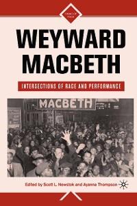 Cover Weyward Macbeth