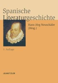 Cover Spanische Literaturgeschichte