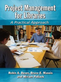 Cover Project Management for Libraries