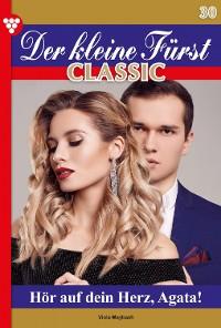 Cover Der kleine Fürst Classic 30 – Adelsroman