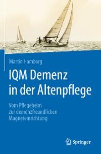 Cover IQM Demenz in der Altenpflege