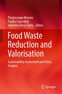Cover Food Waste Reduction and Valorisation