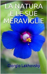 Cover La natura e le sue meraviglie