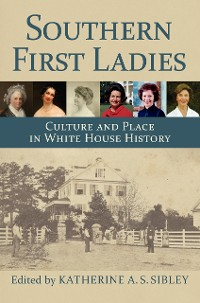 Cover Southern First Ladies