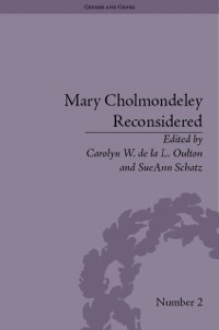 Cover Mary Cholmondeley Reconsidered