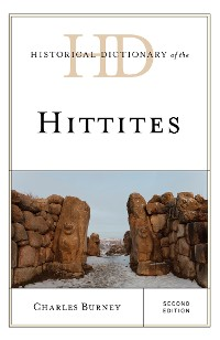 Cover Historical Dictionary of the Hittites
