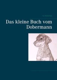 Cover Das kleine Buch vom Dobermann