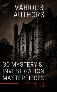Cover 30 Mystery & Investigation masterpieces
