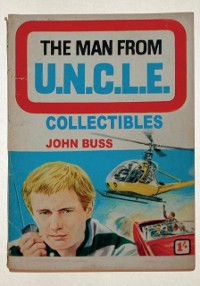 Cover Man From U.N.C.L.E. Collectibles