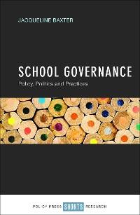 Cover School Governance