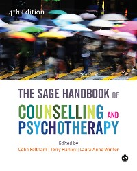 Cover The SAGE Handbook of Counselling and Psychotherapy