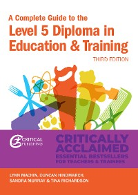 Cover A Complete Guide to the Level 5 Diploma in Education and Training