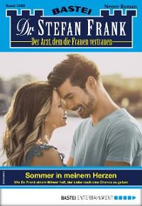 Cover Dr. Stefan Frank 2488 - Arztroman