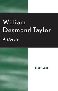 Cover William Desmond Taylor