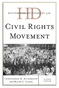 Cover Historical Dictionary of the Civil Rights Movement
